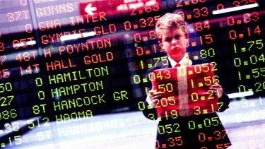 The Australian share market is showing signs that it will soon join US stocks in the traditional 'Santa Rally'.