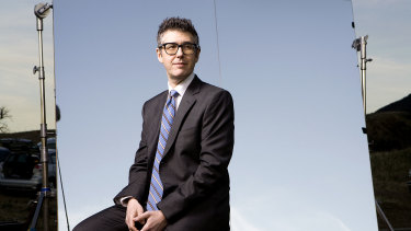 Ira Glass, creator of podcast This American Life