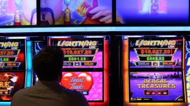 Crime, destitution and suicide - some of the side effects of poker machines.