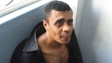 Adelio Bispo de Oliveira, suspected of stabbing Jair Bolsonaro