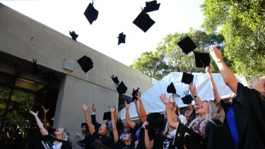 WA graduates were the slowest in the market to get jobs right away but rebounded within three years.