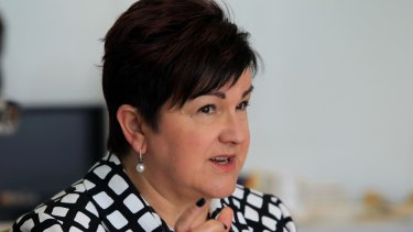 Consumers Health Forum CEO Leanne Wells says her organisation supports opt-out.