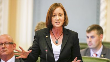 Attorney-General Yvette D'Ath. (File photo).