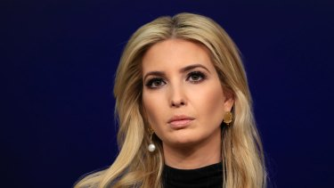 Ivanka Trump's lawyer said her use of personal email was different from Hillary Clinton's case.