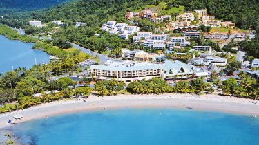 Airlie Beach, in the heart of the Whitsundays has been facing downtunrs in tourism numbers due to border closures.