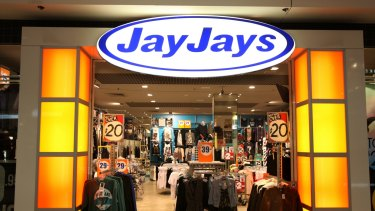 Jay Jays, run by Premier Investments, is one of the national retail chains to be shut in response to the coronavirus pandemic.