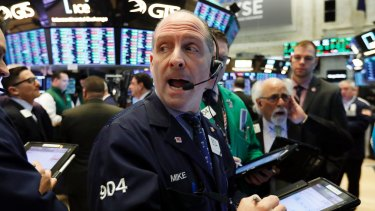 Wall Street opened the week with strong gains.
