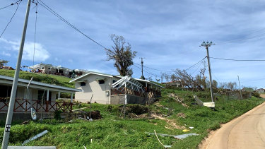Vanuatu, which was hit by a cyclone in April, will be among the countries to benefit from Australia's funding commitment.