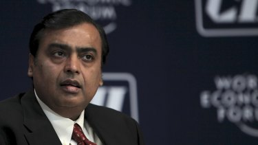 India's Mukesh Ambani is seeking to widen his retail footprint in a market that's become a hot spot for global giants such as Amazon as well as many local rivals, all chasing a billion-plus consumers.