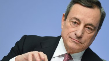 Markets are pricing in eurozone rate cuts and perhaps more unconventional monetary policy before Mario Draghi hands over the presidency of the European Central Bank to Christine Lagarde.