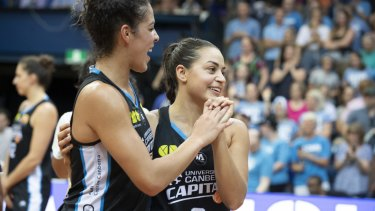 Kia Nurse is back, and Maddison Rocci could soon follow.