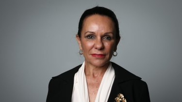 Linda Burney, federal member for Barton and the first Indigenous woman elected to the House of Representatives.
