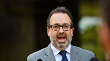 "Victoria's racing minister Martin Pakula says ""every horse should be traced from foal to the end of its life""."