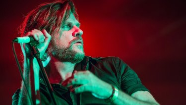 Tex Perkins brought the good times.