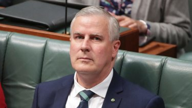 Acting Prime Minister Michael McCormack did not concede any difference between the riots and the Black Lives Matter protests.
