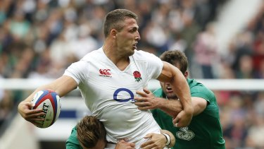 Jones shied away from any comparison with Sam Burgess' largely ill-fated switch.
