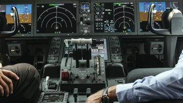 There are concerns pilots are becoming too reliant of automation.