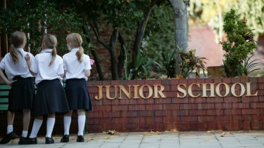 "NSW independent schools believe the impact from the financial crisis could be ""significant""."