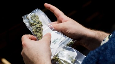 A 68-year-old Bunbury woman is calling for the Australian government to legalise cannabis.