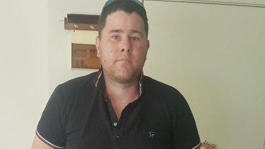 Wanted man Benjamin McCartin, 40.