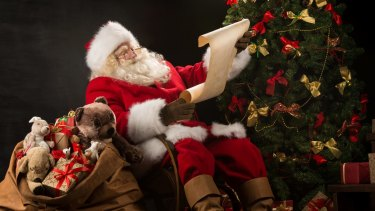 Santa Claus: is he real?