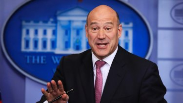 Former Goldman Sachs chief Gary Cohn , who went on to work for President Trump, pushed the Uber investment through despite opposition.