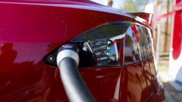 NSW is looking at ways to tax electric cars as more people shun petrol cars.