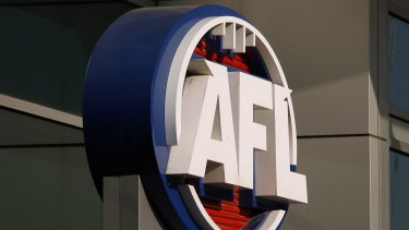 The AFL is partnering with mental health charity Lifeline.