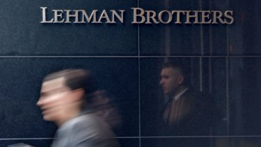What would have happened if Lehman Brothers had been Lehman Sisters?