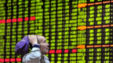 Regional markets sold off on Monday