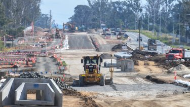 Business leaders say road upgrades, widenings and maintenance works need to be fast-tracked to protect jobs.