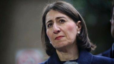 NSW Premier Gladys Berejiklian has softened her stance on pill testing at festivals.