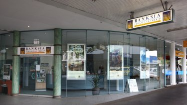 Collapsed financial group Banksia