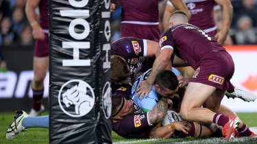 "This year's series will mark the last time both the men's and women's tournament will be known as the ""Holden State of Origin"", with the NRL set to enter a new naming rights partnership for 2021."