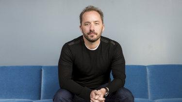 Drew Houston, co-founder of Dropbox.