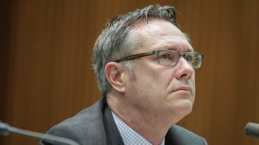 Reserve Bank deputy governor Guy Debelle focused on how climate change can complicate setting interest rates.