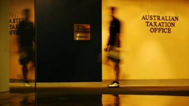 The Australian Taxation Office is under pressure to discuss penalties for non-compliance.