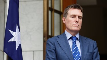 Attorney-General Christian Porter says the bill is still flawed.