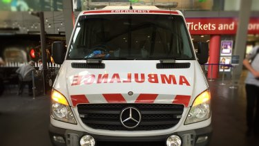 Soldiers may begin training in ambulances in Melbourne next week.