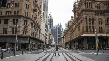 Sydney's population growth rate is set to plummet due to the coronavirus outbreak.
