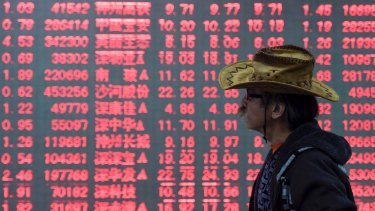 China's shares have been surging, but that could be about to stop.