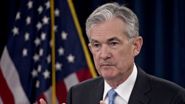 Jerome Powell, chairman of the US Federal Reserve, led the U-turn in Fed monetary policy that drove the markets' rebound.
