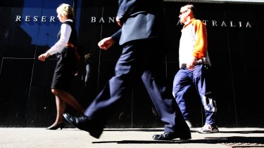 RBA governor Philip Lowe confirmed official rates would remain where they have been since March.