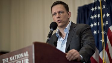 PayPal co-founder Peter Thiel is one entrepreneur who has invested in the bio-technology industry.