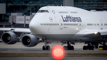 Lufthansa on Monday fell out of Germany's bluechip DAX index after its 40 per cent share price decline this year.