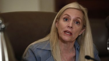 Fed governor Lael Brainard is one of the possible candidates to replace Jerome Powell.
