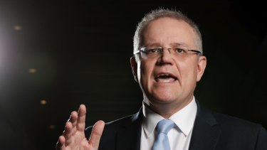 As treasurer in 2018, Scott Morrison overhauled the way the GST is allocated. It is now on track to cost the federal budget more than $10 billion, almost three times what it was forecast.