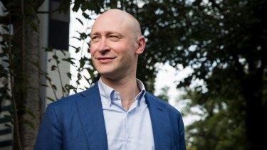 Andrew Cohen, CEO of Bellamy's Organic.