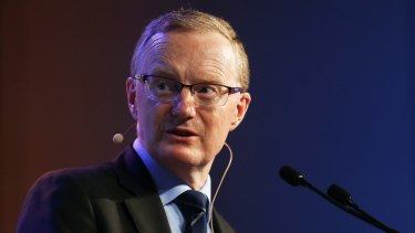 Reserve Bank of Australia Philip Lowe is worried about stagnating wages growth.