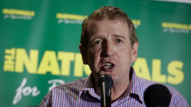 National Party President Larry Anthony says the party needs a female candidate in Mallee.